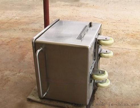 食品通用小料车 不锈钢小料车 滚揉机用小料车747020072