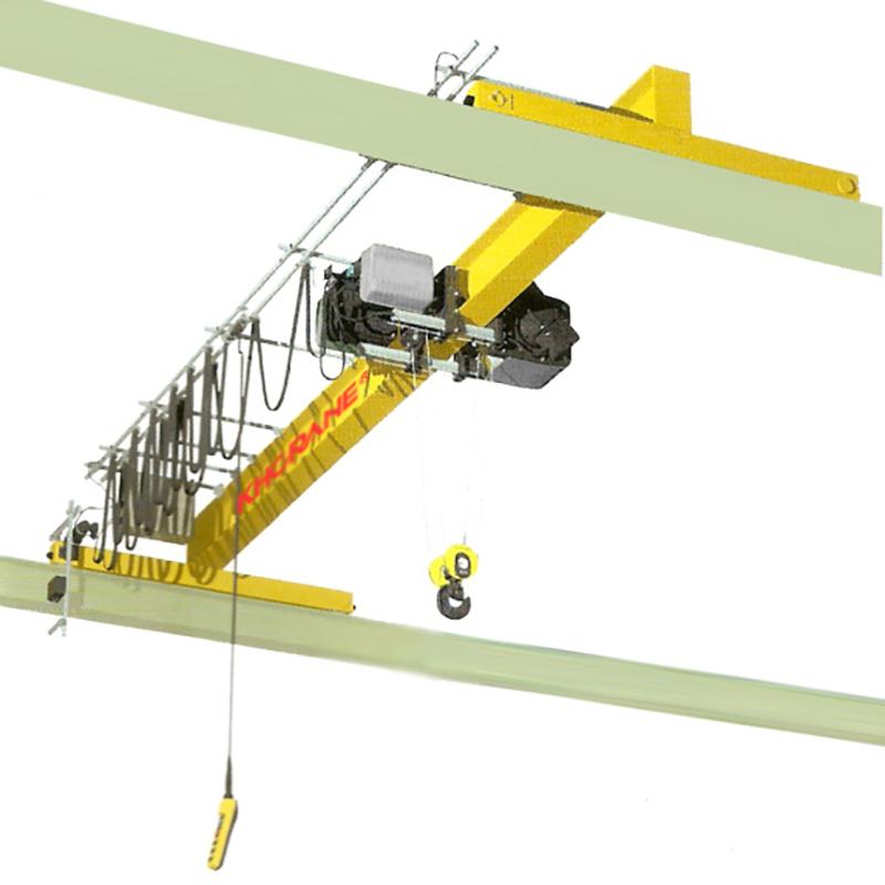 LD-2T欧式电动单梁起重机_双梁起重机_118611555
