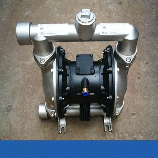 山东烟台矿用风动隔膜泵 BQG矿用隔膜泵