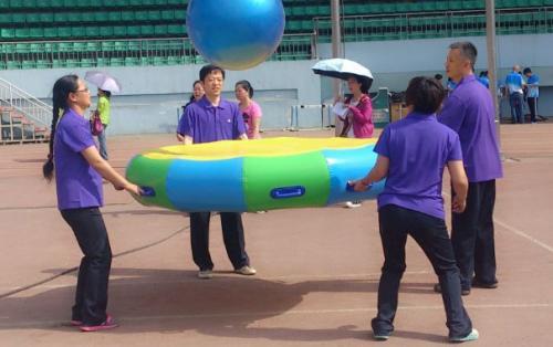 陝西西安趣味運動會道具充氣盤算好玩96478412
