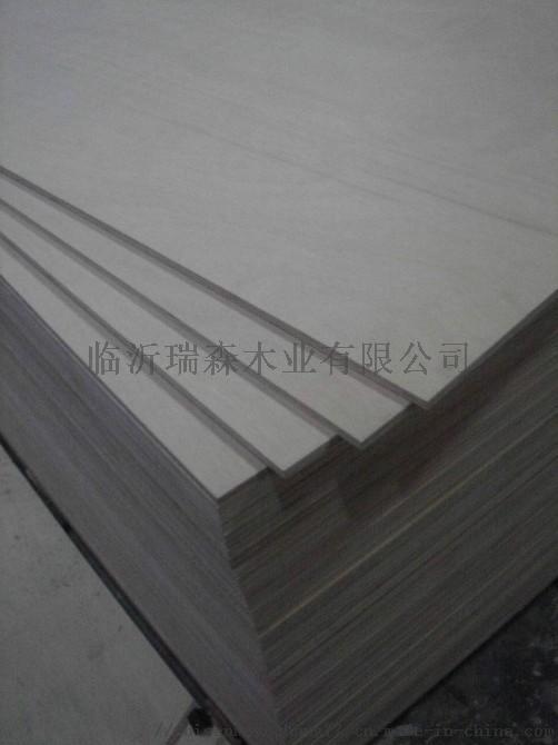 漂白杨木胶合板包装板三合板厂家直销木板材57880302
