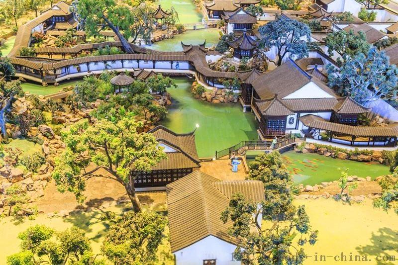 古典園林建築沙盤.jpg