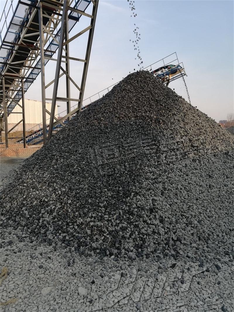 时产200吨移动破碎站 建筑垃圾破碎站 移动制砂机84640992