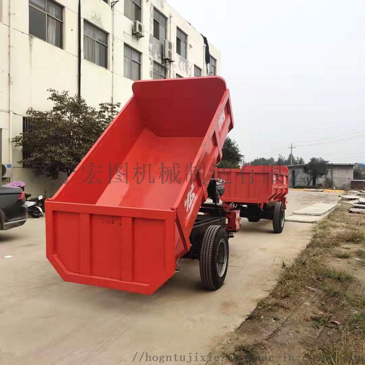 2立方矿用三轮车 地下5t自卸车 专业生产矿山设备820965922
