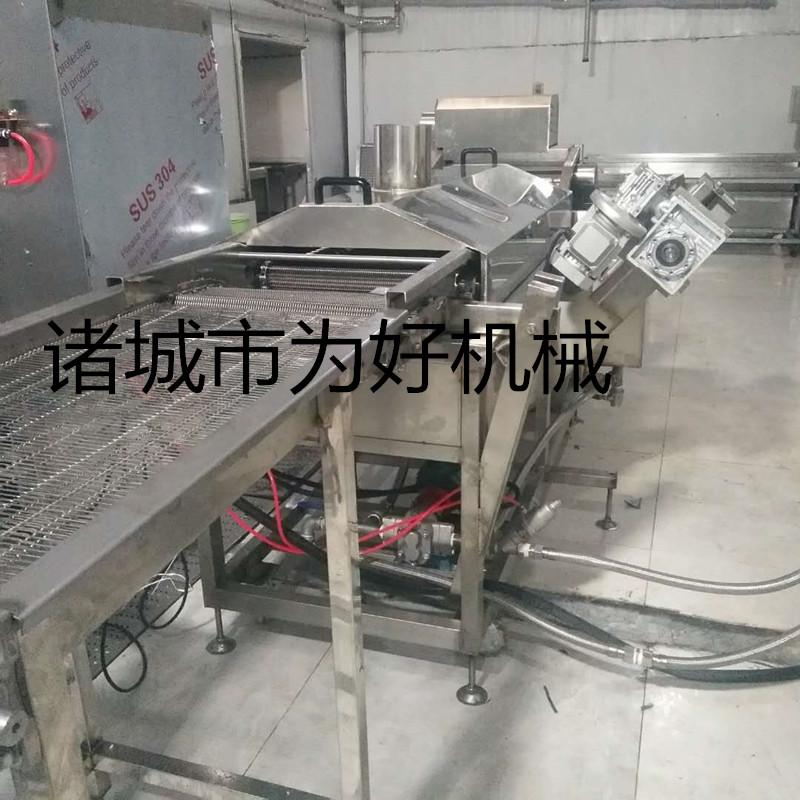 小型油皮油炸机节油控温效果好厂家直销111189082