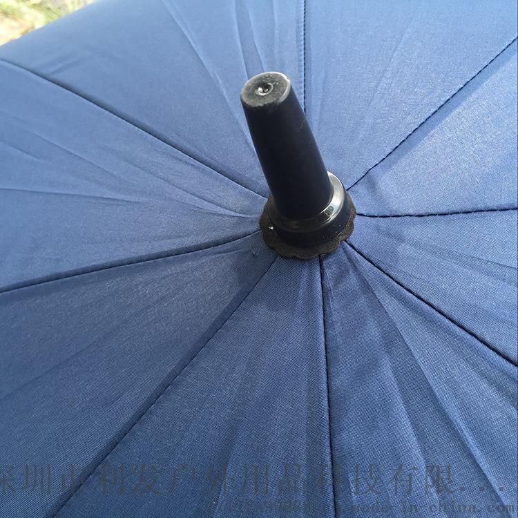 直杆纤维雨伞广告伞雨伞定制logo超大抗风高尔夫伞104650365