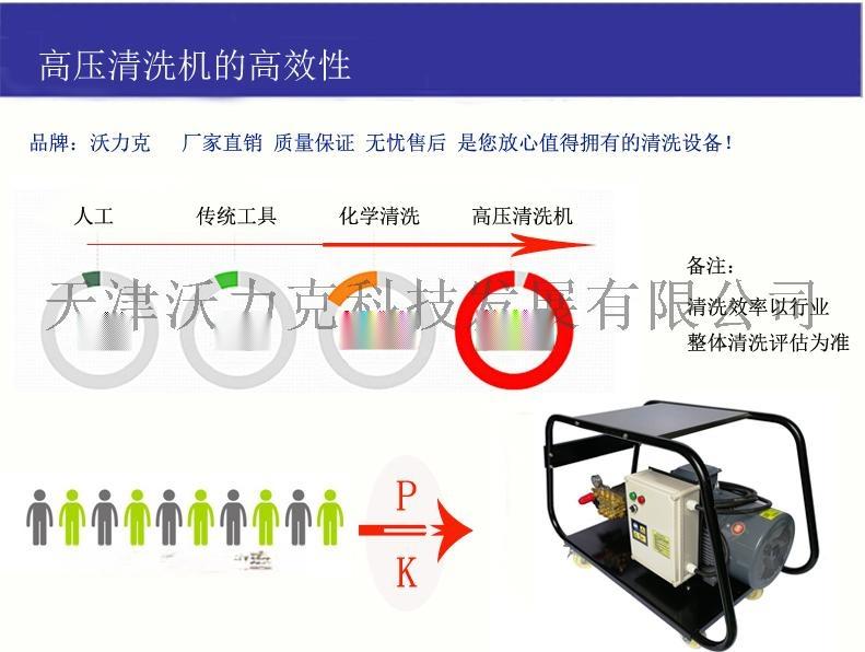 江苏南通沃力克WL500E 冷水高压清洗机 工厂用工业冷水高压清洗机821581762