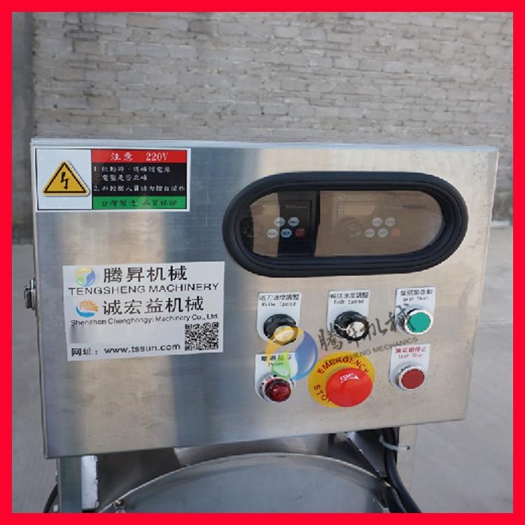 净菜加工适用 变频蔬菜切菜切丝机79096345