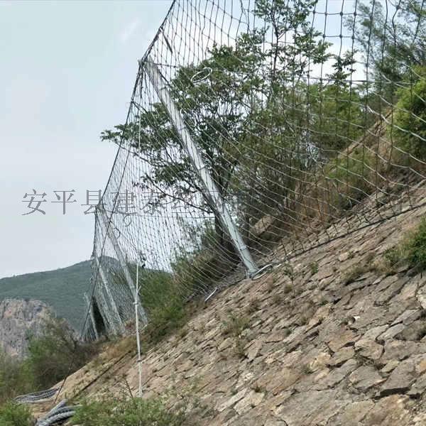 被动护坡网 安装被动防护网140699275