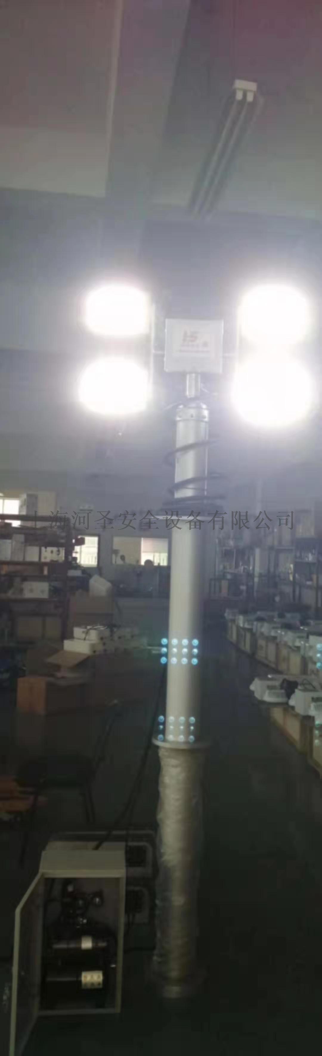 河圣大功率升降照明灯 型号:GD-75-4000L108445042