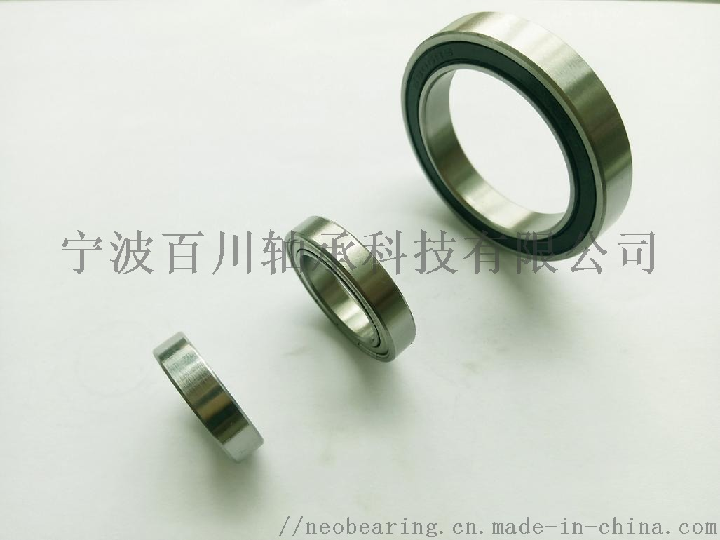6909-2RS 薄壁滚珠轴承OEM 工业机器人832283502