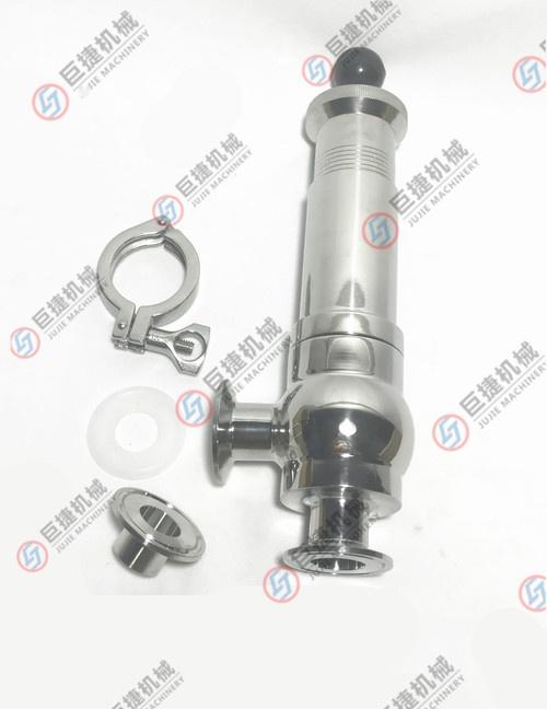 厂家带刻度安全阀 可调节安全阀 不锈钢卫生级安全阀38964885