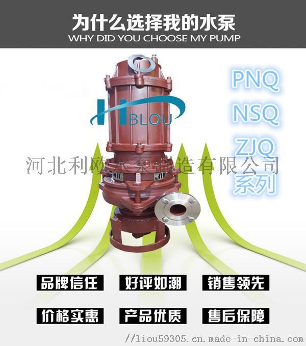 利欧ZJQ潜水渣浆泵32ZJQ-8.5-6-K106768605