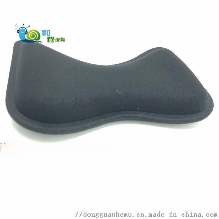 天鹅绒睡眠按摩衬垫热压眼罩海绵包边3D眼镜海绵罩71345592