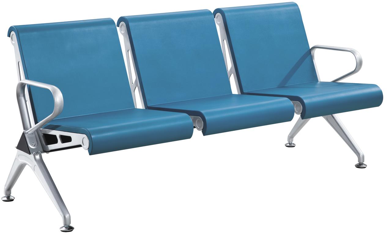 车站等候椅厂家、不锈钢公共机场排椅、候诊椅34795675