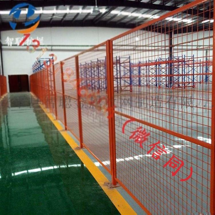 车间安全网厂家 自动化设备安全防护网定做742587352