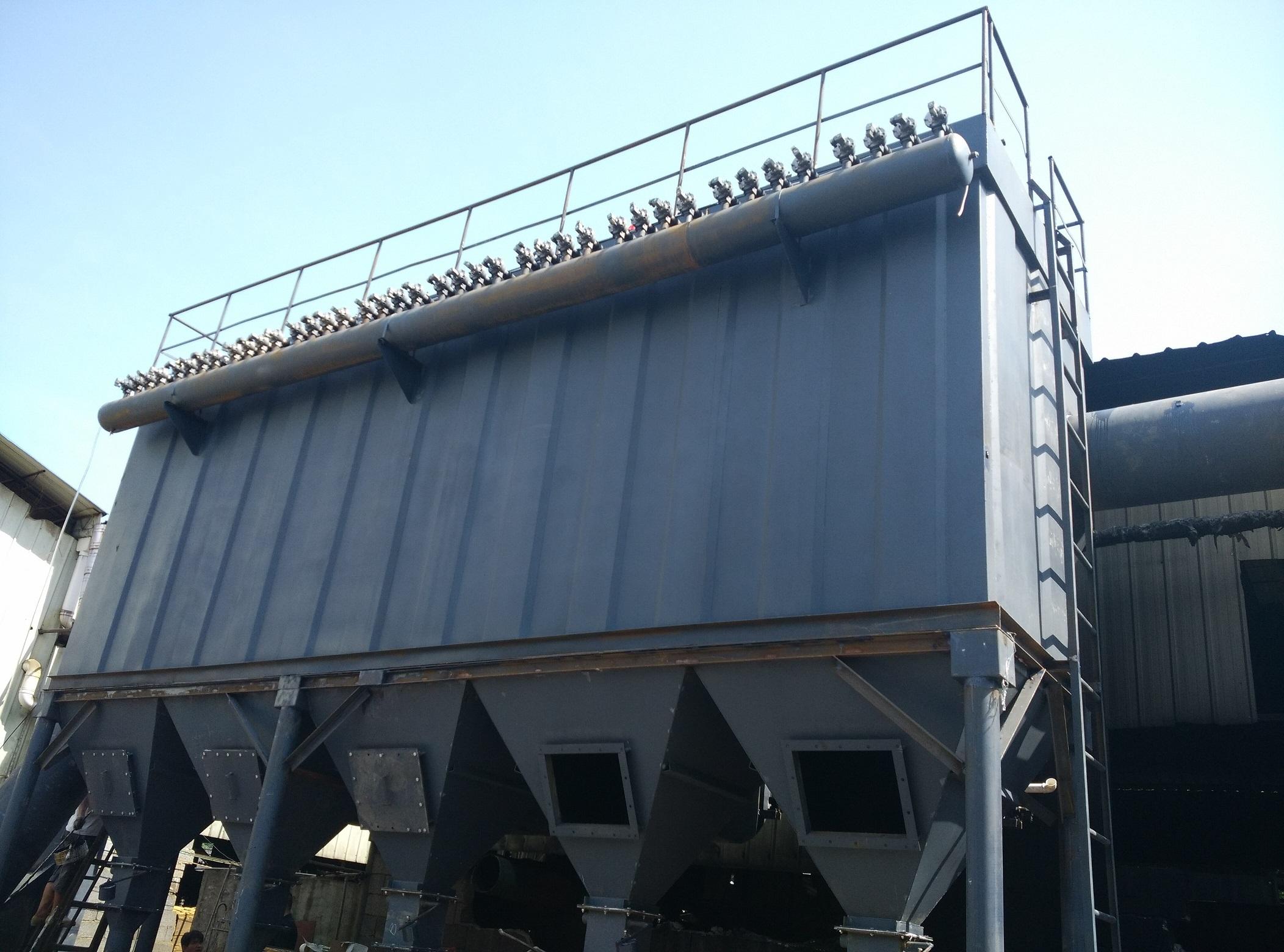 柳州有机废气布袋除尘器10003405
