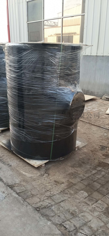 管线钢对焊三通、X65对焊三通、大口径三通929956625