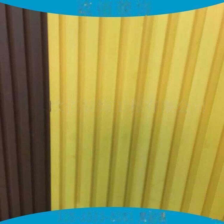 10*10规格波纹铝板吊顶天花 墙面装饰凹凸型长城铝板101646515