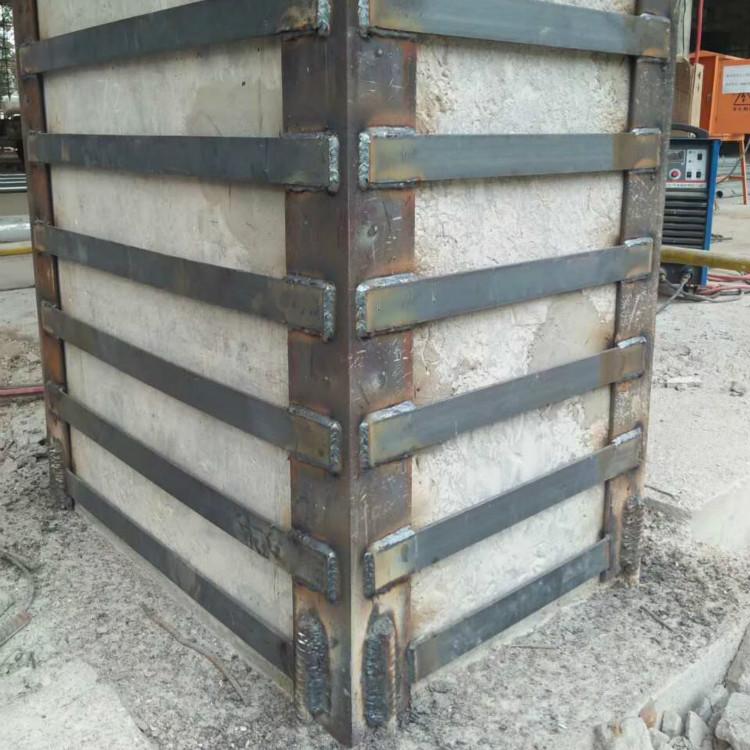 环氧树脂灌钢胶,柱子包钢加固,钢板灌注胶857638435