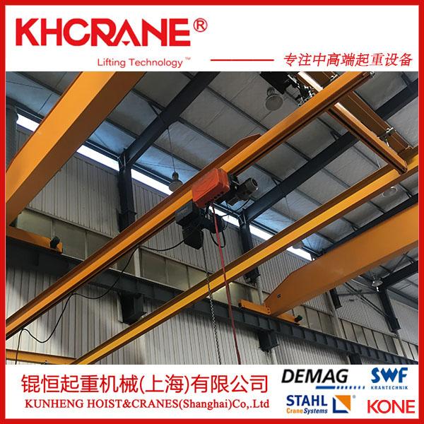 125kg立柱式悬臂吊kbk轨道手动旋臂起重机、110552715
