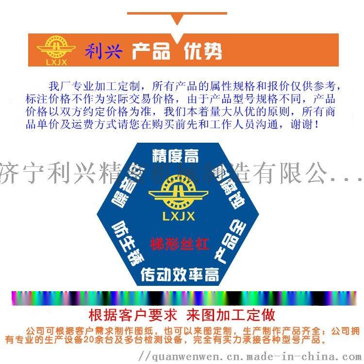 定制大型丝杆厂家 双螺距丝杆批量生产96862662