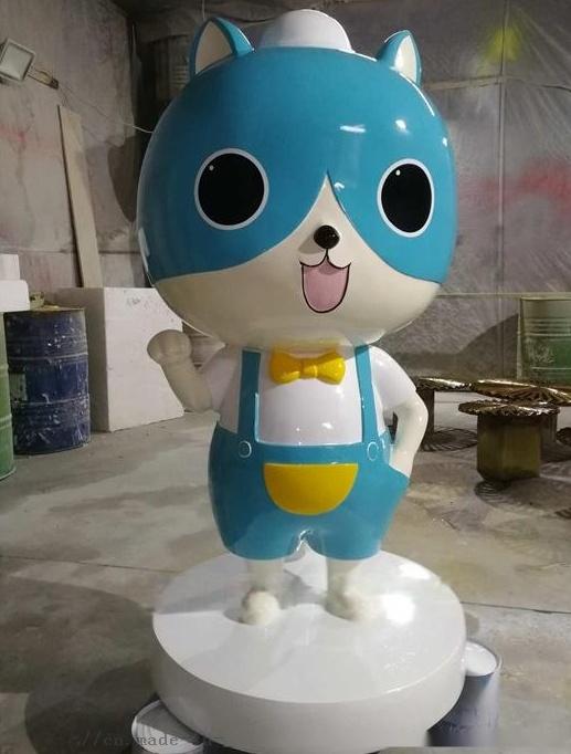 幼兒園卡通人物雕塑,玻璃鋼卡通雕塑90180635