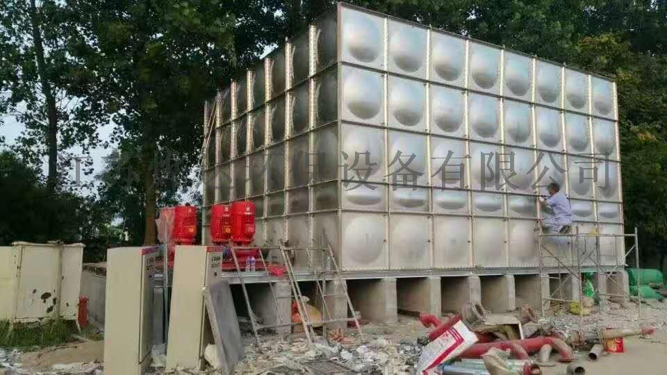 消防增压稳压箱泵一体化给水设备141598525