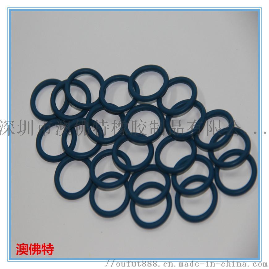 抗斯裂食品级硅胶O型密封圈加工厂家121616545
