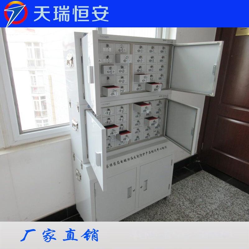 手机**柜案例主图2北京市公安局怀柔区分局30格两套+底柜.jpg