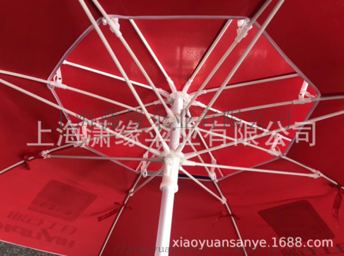 定制户外双顶遮阳伞、玻璃纤维伞架宣传太阳伞生产厂家799419652