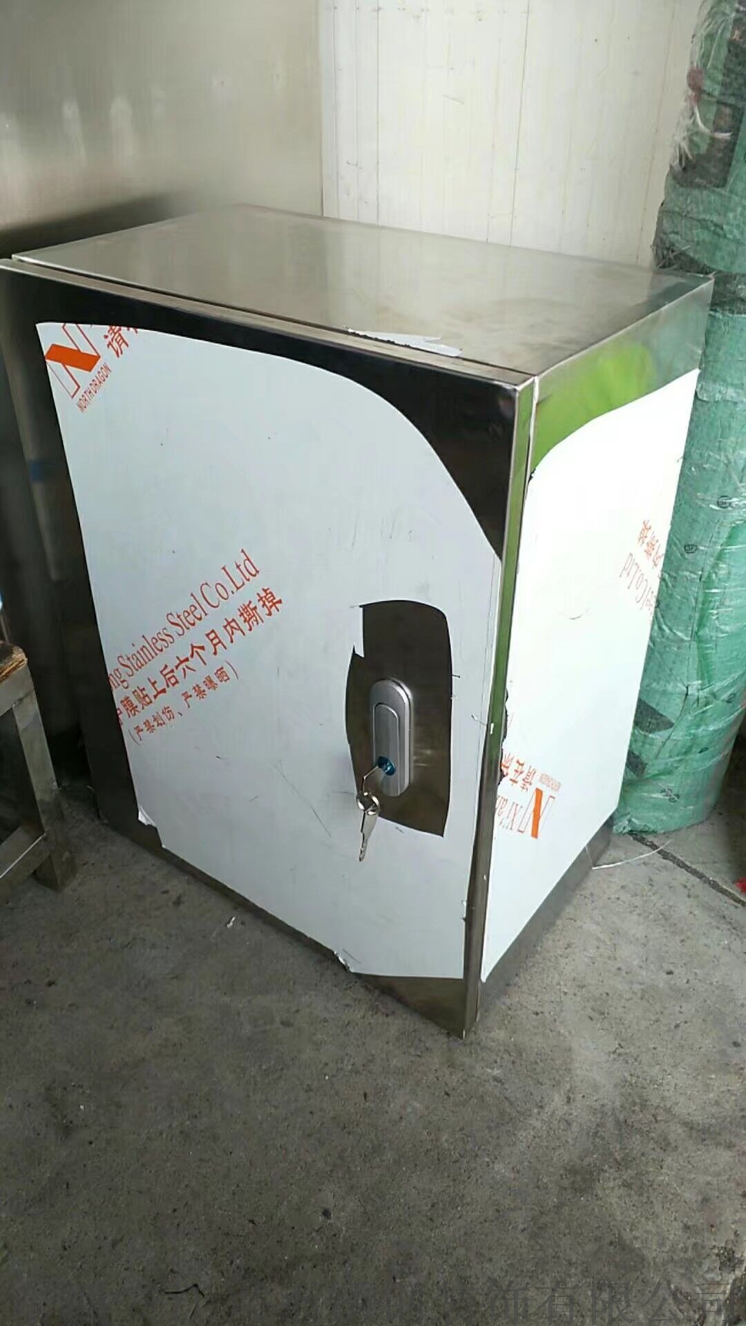 西安不锈钢室外配电箱尺寸有现货133213155