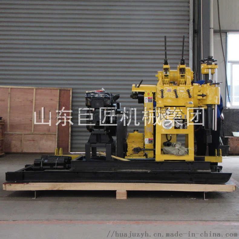 HZ-200YY液壓鑽機(柴油機動力)2.jpg