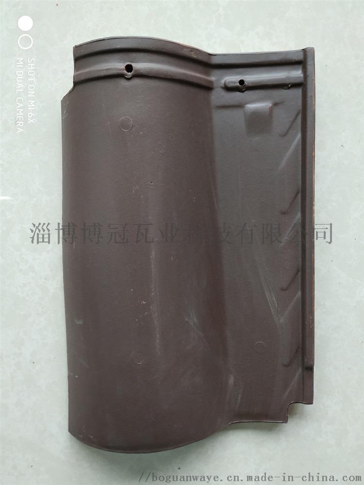 T型法式平板瓦 J型日式和瓦 U型 平板瓦展示135052865