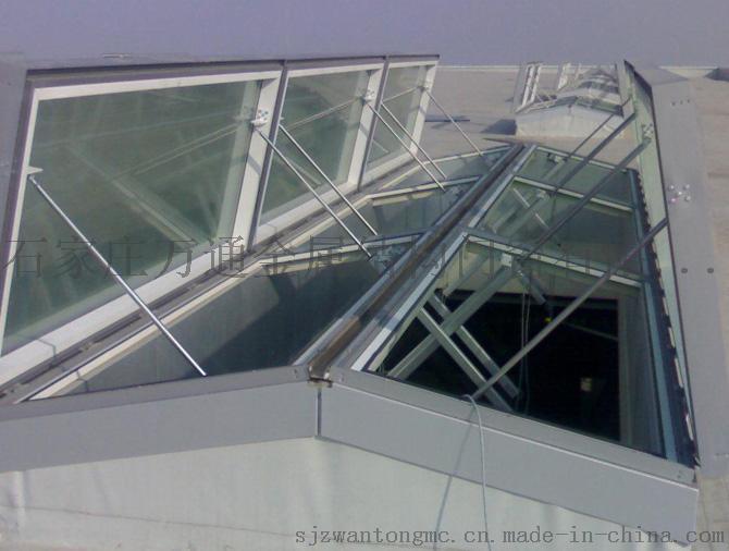 工業廠房鋼結構天窗