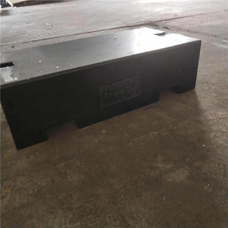 高青县1吨火车配重砝码1000公斤砝码793357072