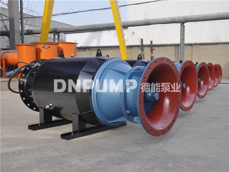 600QGL/QGLS潜水贯流泵72121122