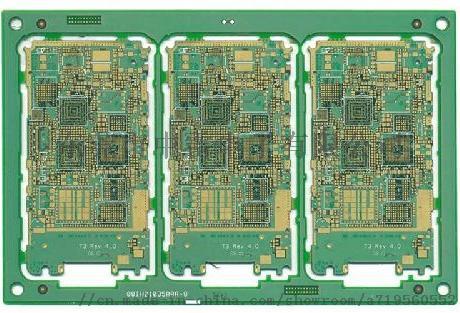 中雷pcb 高精密 八層阻抗板  無鹵素板 電金板796727445