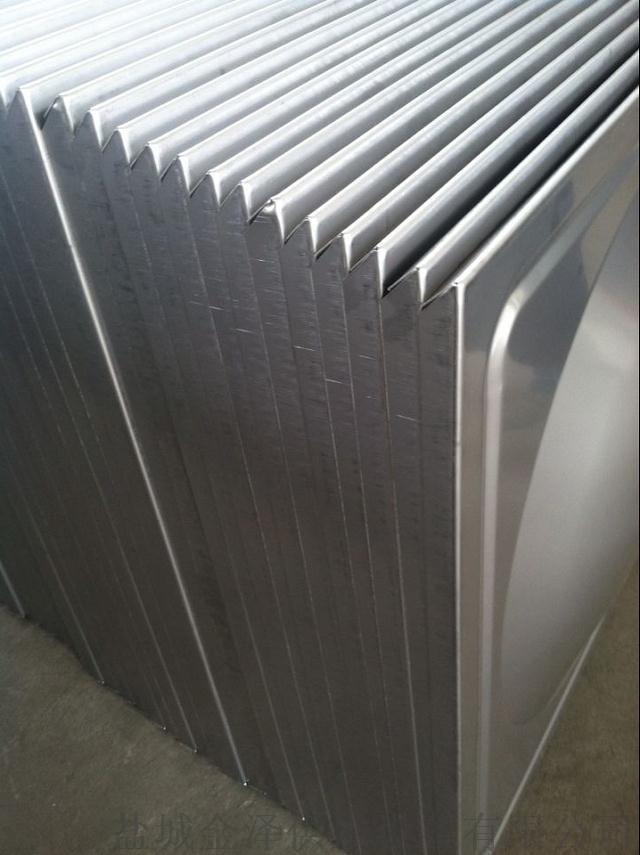 供应不锈钢水箱冲压板 模压块 304-2B材质95180185