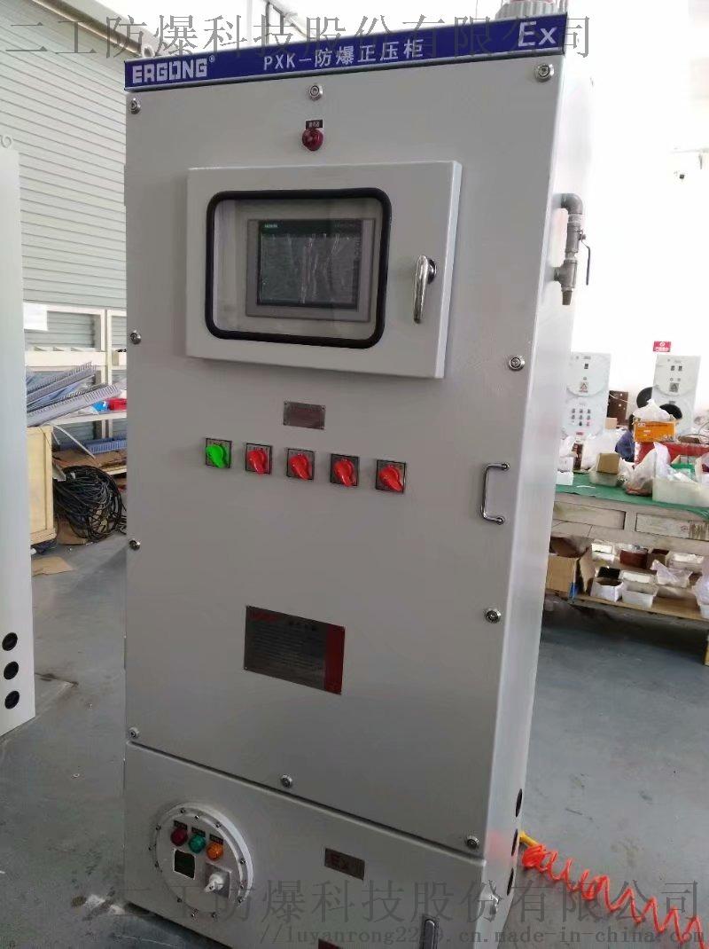 双开门防爆正压柜 防爆正压柜选择二工电气141944075