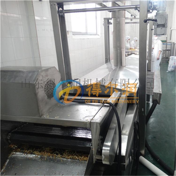 天津HT夹心海苔油炸去油生产线 海苔自动油炸机设备759674652