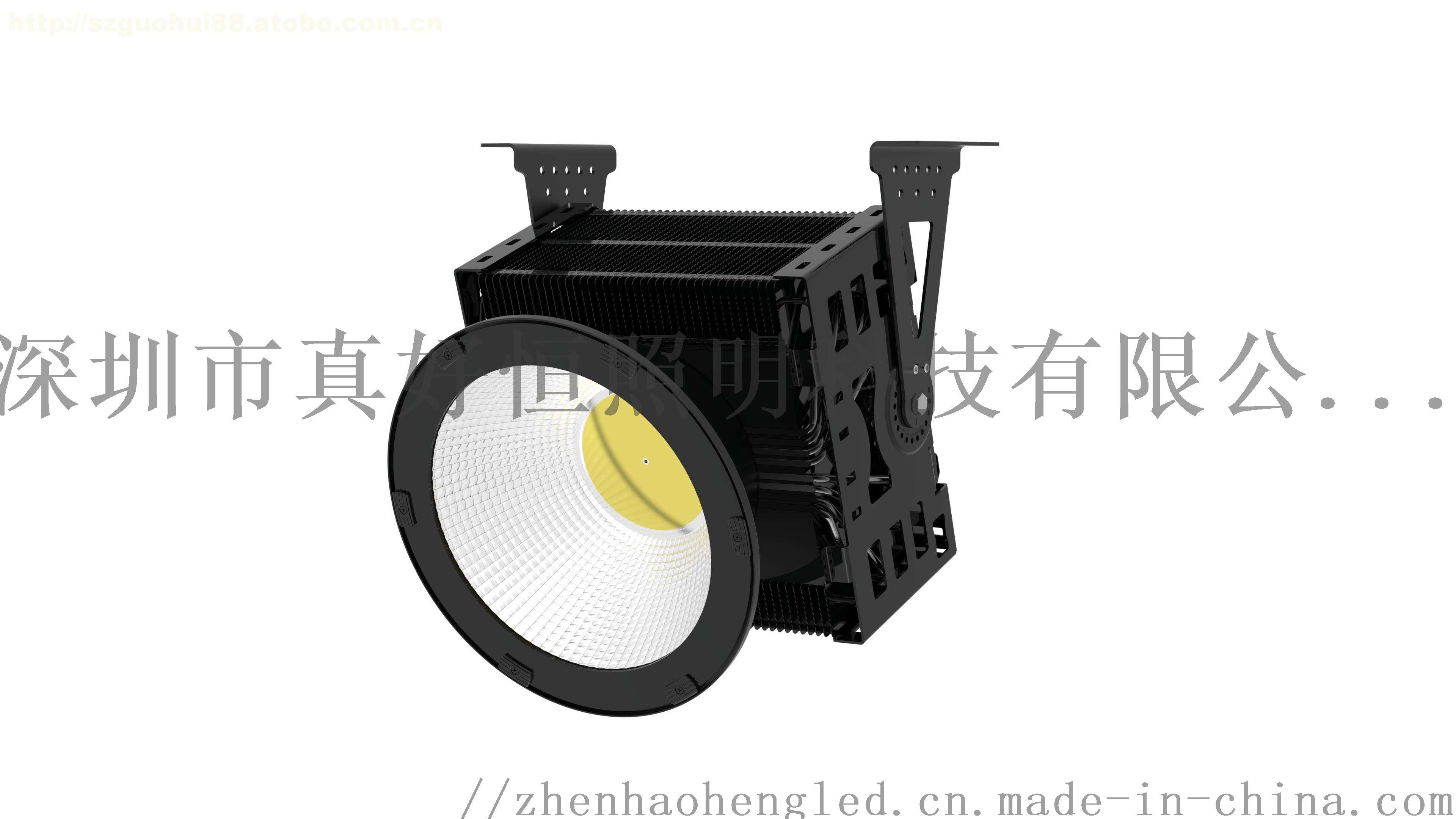 LED塔吊灯好恒照明LED工地灯重庆工程照明灯83940215