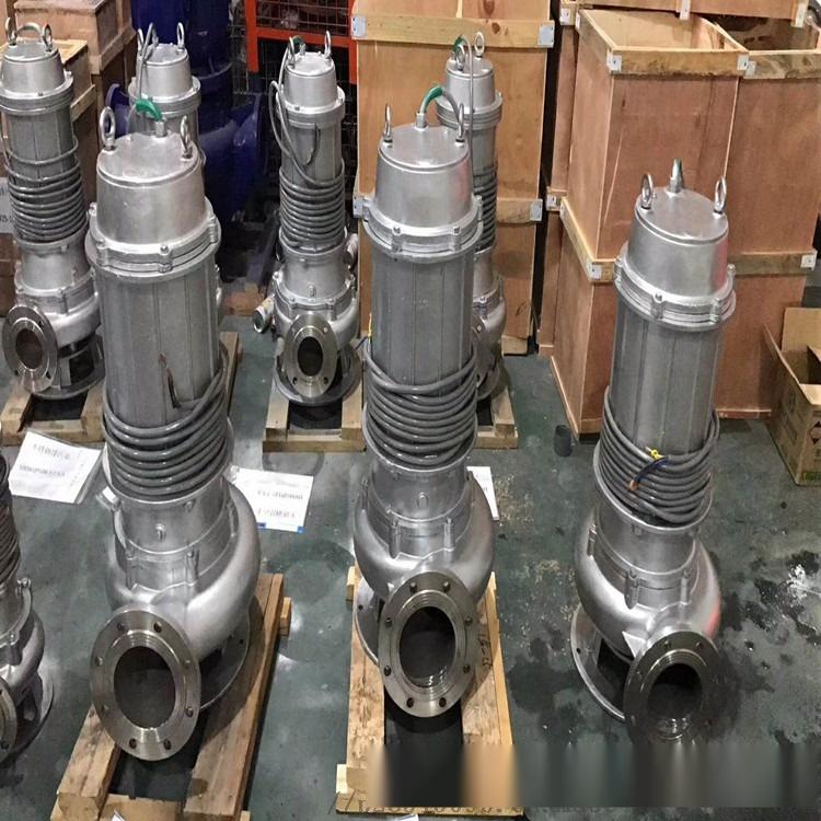 天津切割式(不锈钢)潜水排污泵101717542