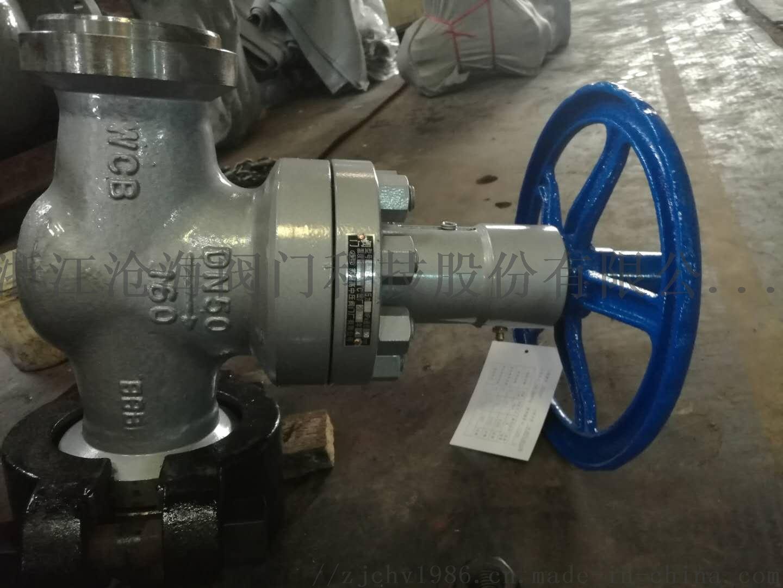 JL86Y-250高压卡箍式节流截止阀869645335
