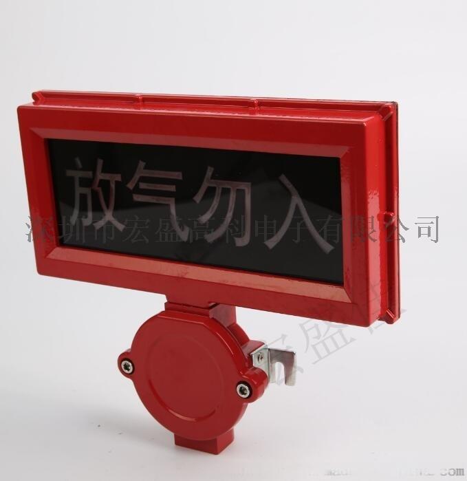 HAFQ-1防爆放气指示灯2