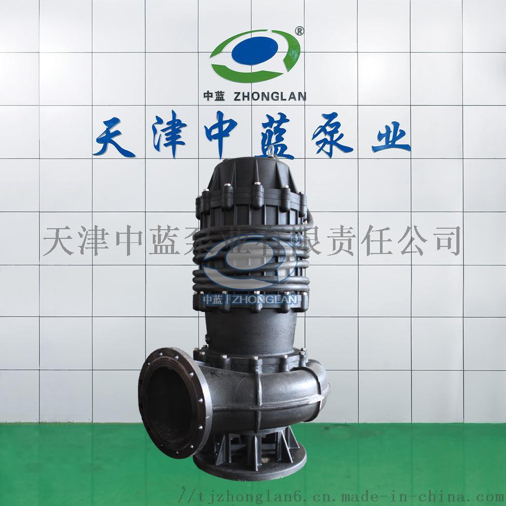 城市排污、工矿用水WQ系列潜水污水泵72491352