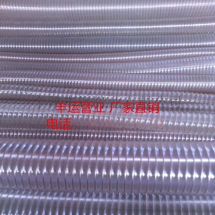 pu聚氨酯風聚氨酯伸縮軟管吸排風管PU通風管72562522