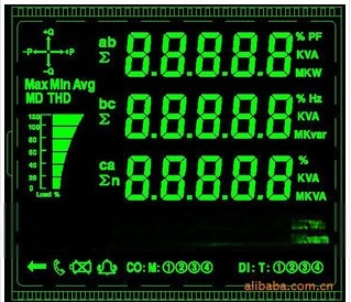 多功能电力仪表LCD液晶屏.jpg
