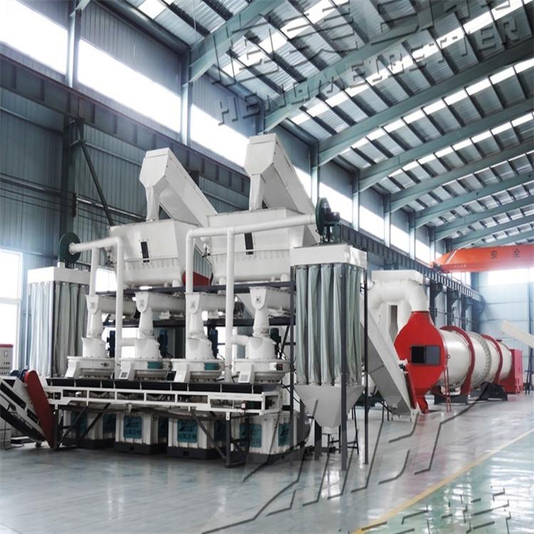 济南木屑颗粒机生产厂家颗粒生产线专业提供商791713392