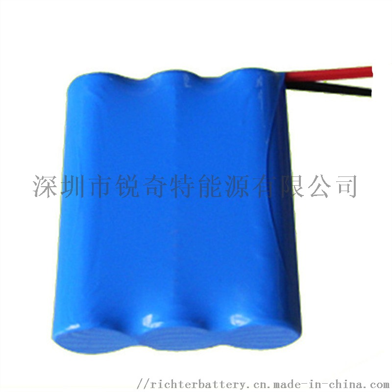 锂电池厂家定制12V锂电池组 音箱LED灯电池806461522
